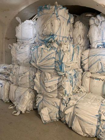 12worki big bag różnego typu/ do 230 cm wysokości