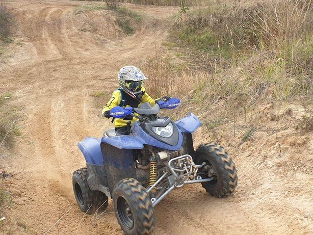 Quad ATV Polaris Phoenix 200 zarejestrowany + OC sprawny po dziecku