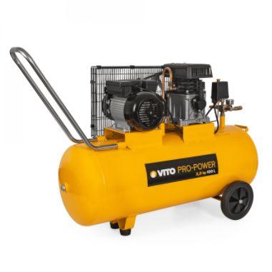 Compressor c/ Correias 100L - VITO