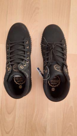 Nowe buty damskie za kostkę sprandi