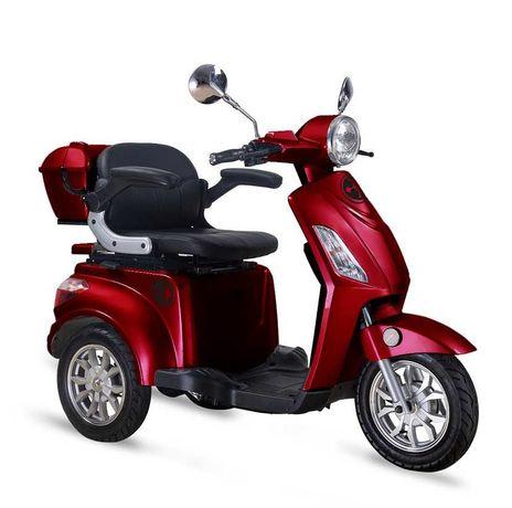 Skuter wózek inwalidzki trójkołowiec elektryczny Barton Tres raty