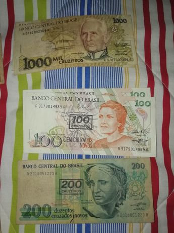 Vendo Notas Brasil