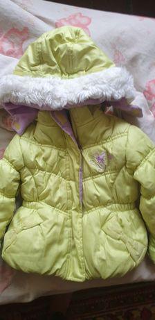 Зимняя куртка, в отличном состоянии