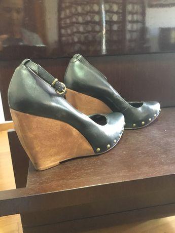 Sapatos Schutz senhora tamanho 38