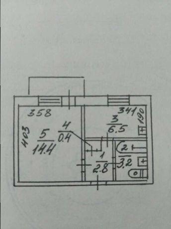 Продам 1 комнатную квартиру на проспекте Правда К