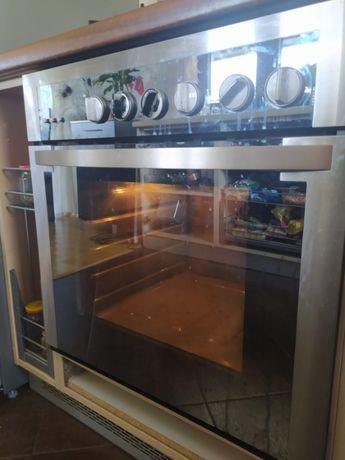 kuchenka gazowa do zabudowy piekarnik elektryczny mastercook termoobi