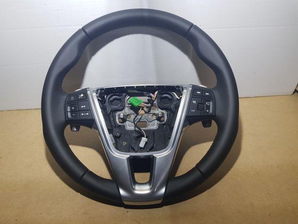 VOLVO S60 V60 XC60 V70 XC70 S80 Kierwonica z Łopatkami Manetkami
