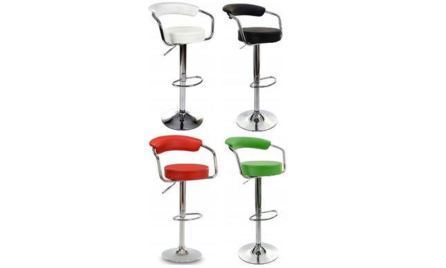 HOKER Krzesło Kuchnia Obrotowe KUCHENNE Krzesła Hokery Avila