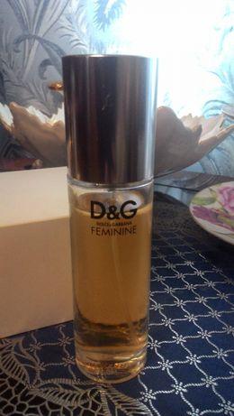 Dolce & Gabbana Feminine 95 ml из 100 оригинал или обмен.