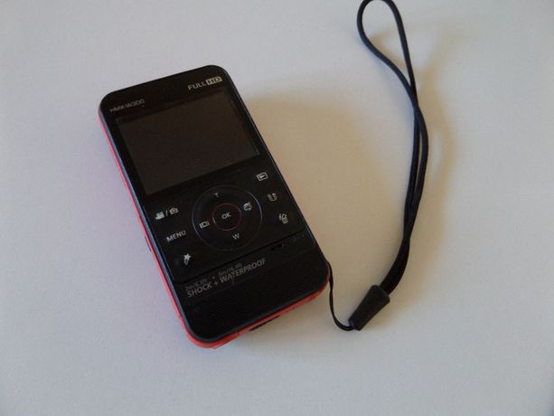 kamera SAMSUNG HMX-W300 fullHD wodoodporna