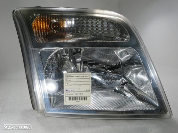 Ótica Dto Ford Transit Connect (P65_, P70_, P80_)