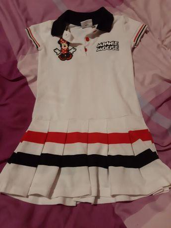Sukienka dziewczęca rozmiar 98-104