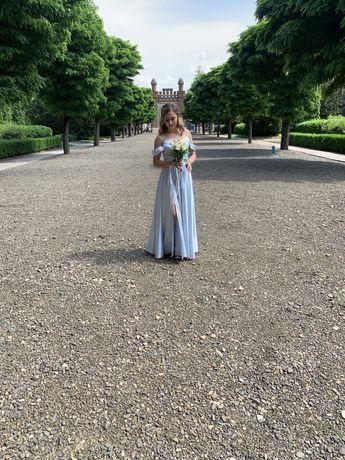 Сукня вечірня плаття платье для випускного дружки