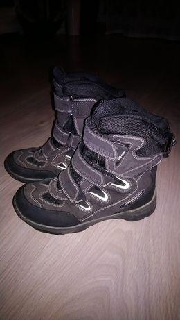 Buty śniegowce chłopiec rozm 34