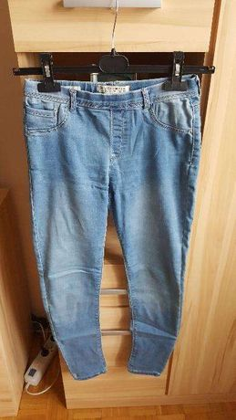 Spodnie Bershka Skinny rozmiar 40 L