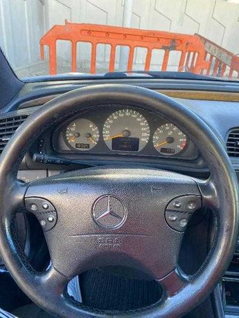 Mercedes clk 200 gpl