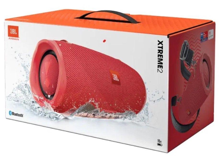 Портативная Bluetooth акустика JBL Xtreme 2 12000руб Донецк - изображение 1