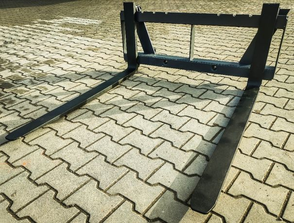 PRODUCENT widły do palet paleciak Udźwig 2 tony euroramka sms maileux