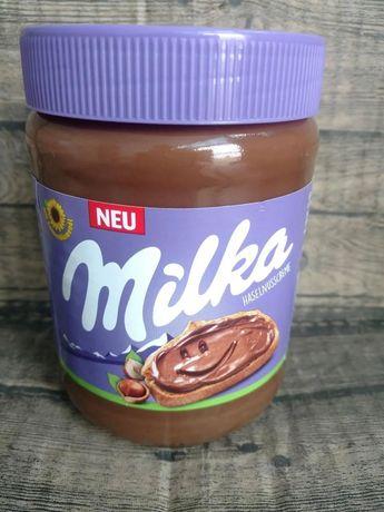 Шоколадна паста Мілка 350г (germany)
