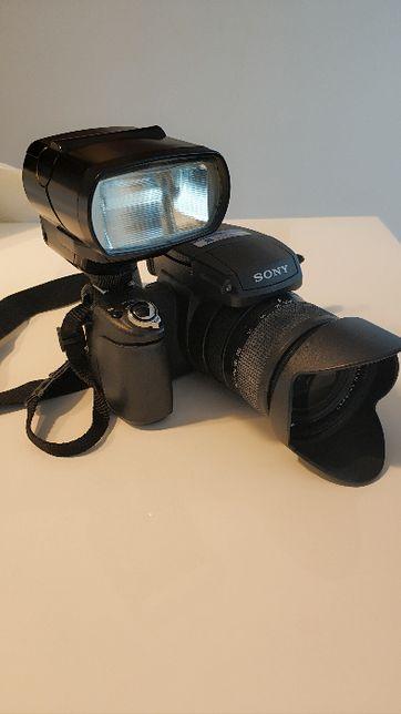 Sony Cyber-shot DSC-R1 lente Carl Zeiss 10,3 Mp