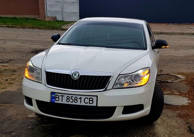 Шкода Oктавия A5 Škoda Octavia