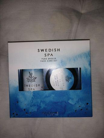 Swedish Spa oriflame zestaw prezentowy wysyłka nowy gratis