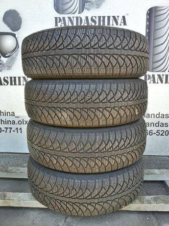 Шины 6,5 мм б/у 185/60 R15 FULDA Kristall Montero 3 резина Зима 195/55