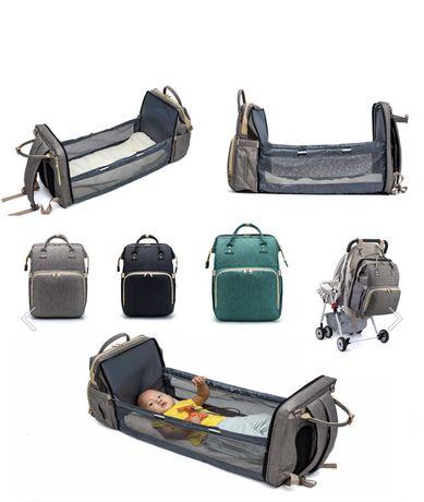 Рюкзак- кроватка, сумка-кроватка для малыша,  рюкзак для мам