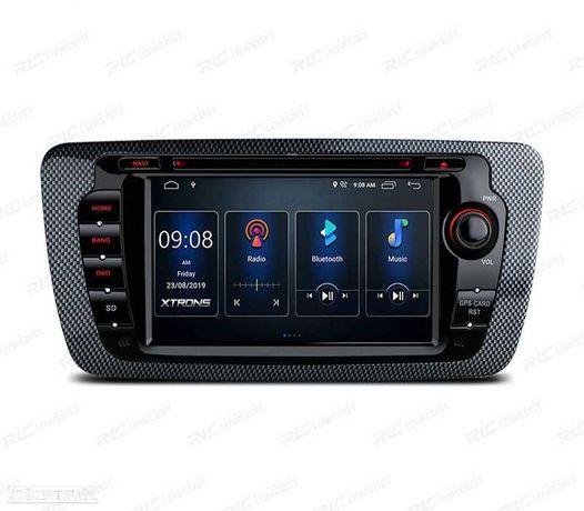 AUTO RADIO GPS ANDROID 10 SEAT IBIZA MK4 6J 09-13 TACTIL
