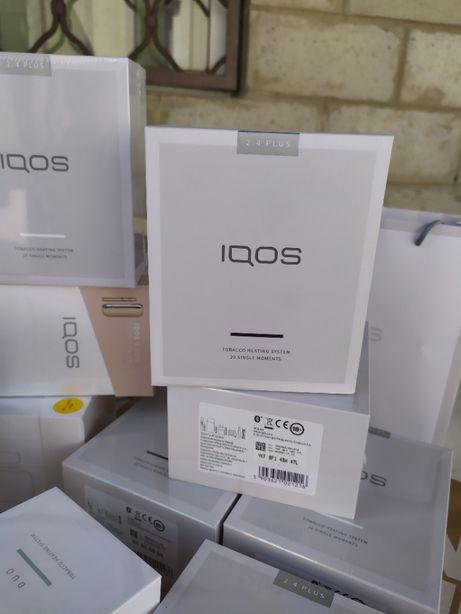IQOS lil Solid \ 2.4+ IQOS Оригинал Black- White - Pink IQOS 3.0 Duo
