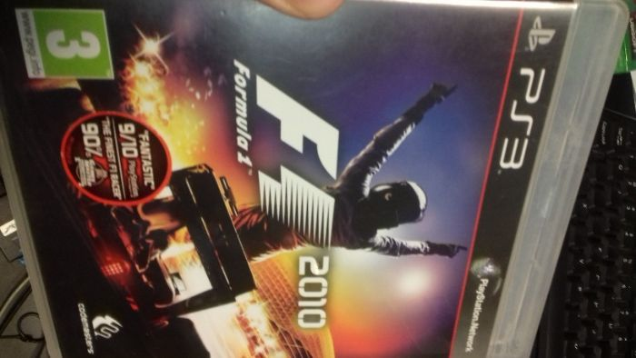 F1 2010 ps3, sklep Tychy - image 1