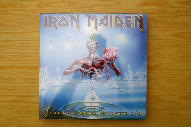 "Iron Maiden ""Seventh Son Of A Seventh Son"". Płyta winylowa. NOWA!"