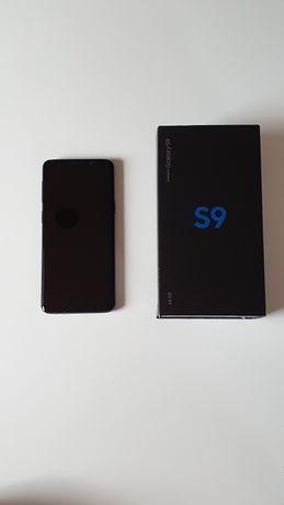 Samsung S9 jak nowy czarny galaxy