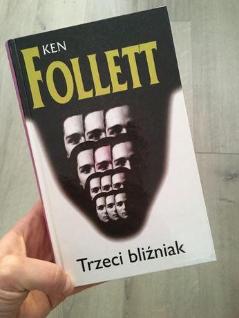 Ken Follett- Trzeci bliźniak