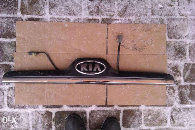 Подсветка ручка крышки багажника KIA Sportage 04-10