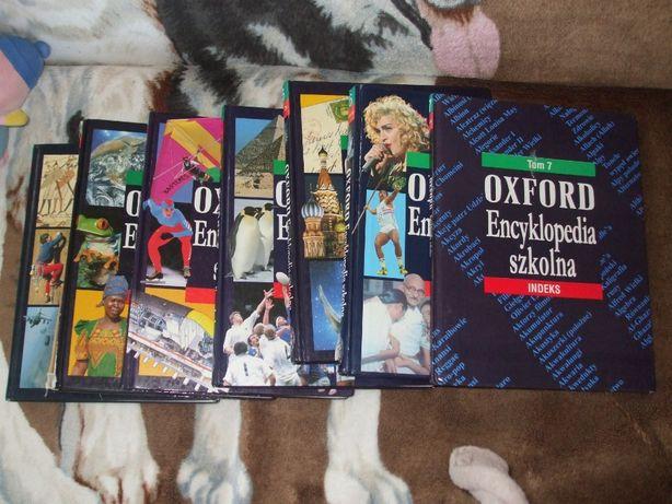 szkolna encyklopedia Oxford