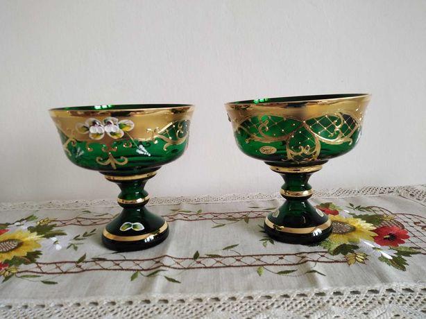 Настольная ваза для сладостей и фруктов, Muiticolor (ручная роспись)