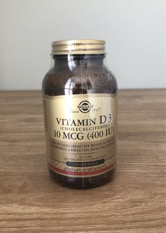 Sogar D3 Vitamin Д3 400 МО