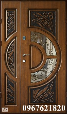 Двері вхідні Українського виробника