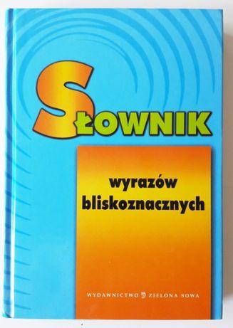 NOWY Słownik Wyrazów Bliskoznacznych