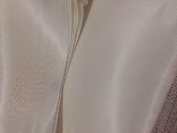 ткань подкладочная белая 1,0х3,0м новая