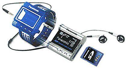 Leitor de Audio Panasonic SV-SD75 (colecção)