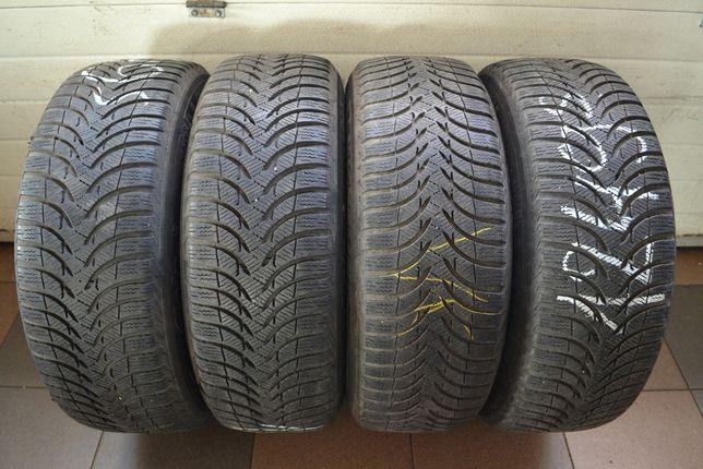 Opony Zimowe 205/60R16 92H Michelin Alpin A4 x4szt. nr. 1249s