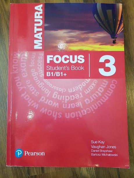 Podręcznik do angielskiego Matura Focus 3 Student's Book