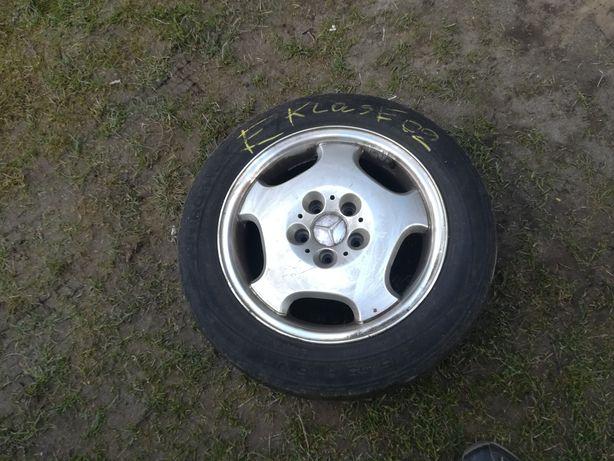 Felgi aluminiowe Mercedes r16 5x112