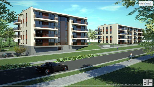 Nowa Inwestycja w Opocznie Mieszkanie Od Dewelopera 40,49 m2