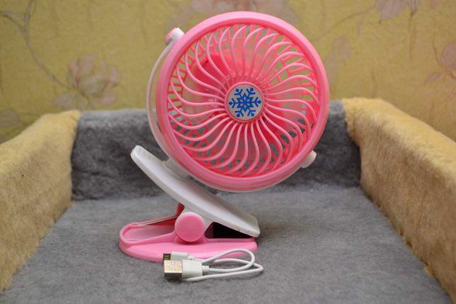 Продам вентилятор настольный Mini fan ML-F168