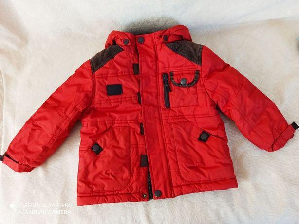 куртка зимова дитяча, розмір 98 см, 3 роки