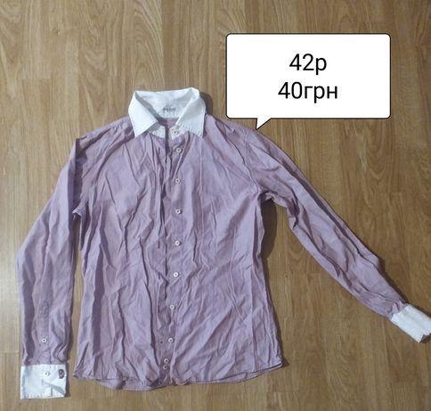 Сорочка рубашка жіноча кофточка женская кофта