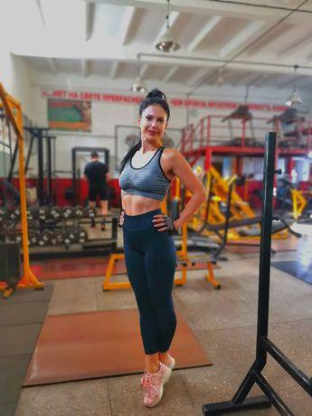 Инструктор фитнес, тренажёрный зал